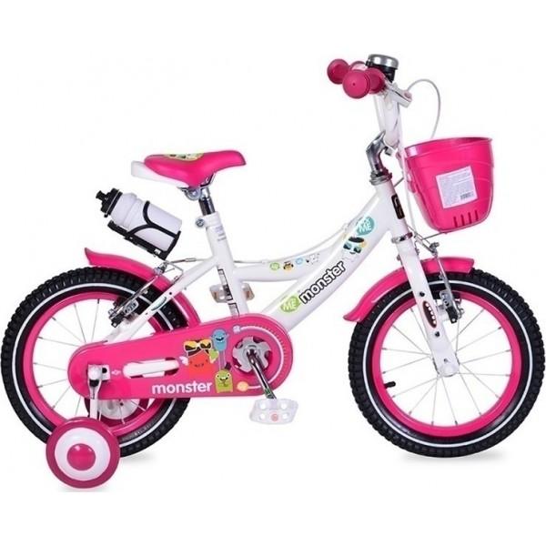 Παιδικό Ποδήλατο Byox 1681 16'' Pink 3800146200961