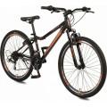 """Ποδήλατο ΜΤΒ Byox Avenue 26"""" Μαύρο"""