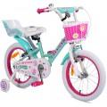 """Παιδικό ποδήλατο Byox Cupcake 16"""" Τιρκουάζ 3800146200855"""