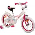 "Byox Παιδικό ποδήλατο 16"" Little Princess White 3800146201487"