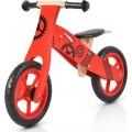 Moni Wooden Balance Bike Red 3800146226350