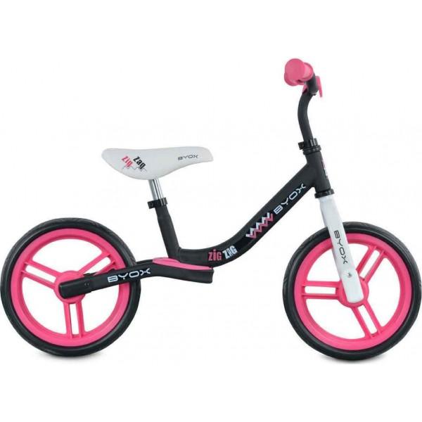 Ποδήλατο ισορροπίας Cangaroo Zig Zag Pink (3800146225070)