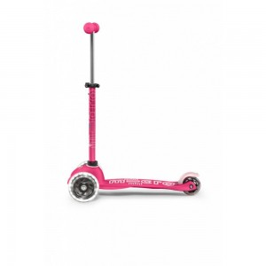 Micro Mini Deluxe Led Pink MMD075