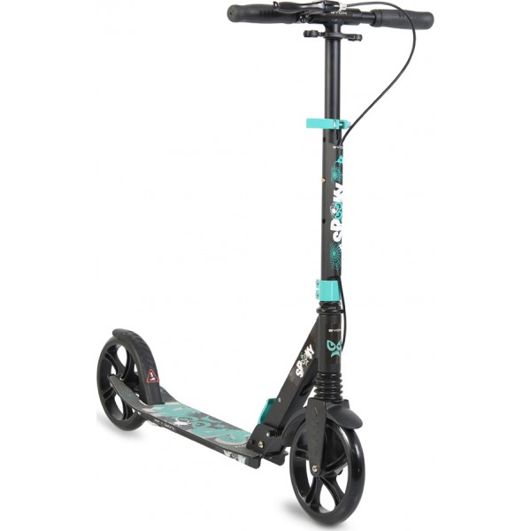 Byox Spooky Scooter Turqoise 3800146225650