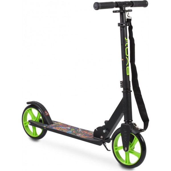 Byox Scooter Flurry Green