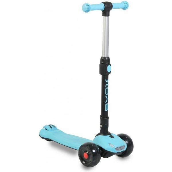 Παιδικό πατίνι Byox Scooter Furious Blue 3800146225490