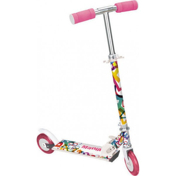 Moni Scooter Magic Mania Pink 3800146255572