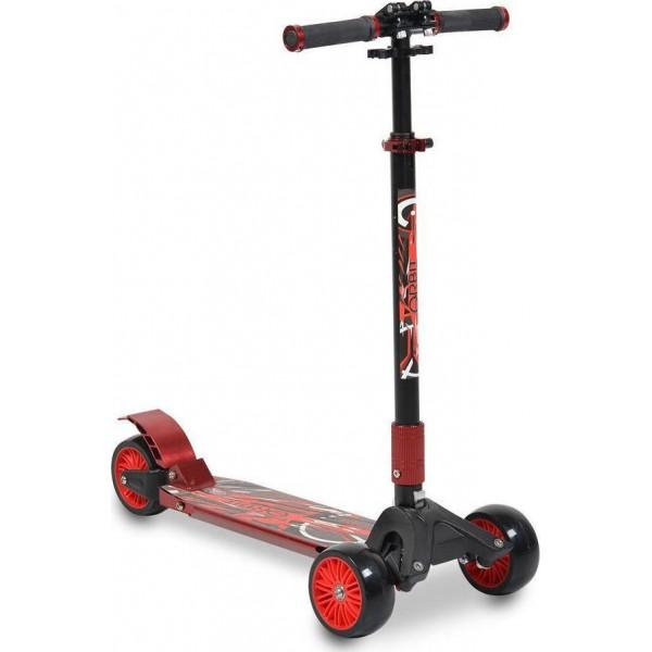 Scooter byox Orbit Red 3800146225636