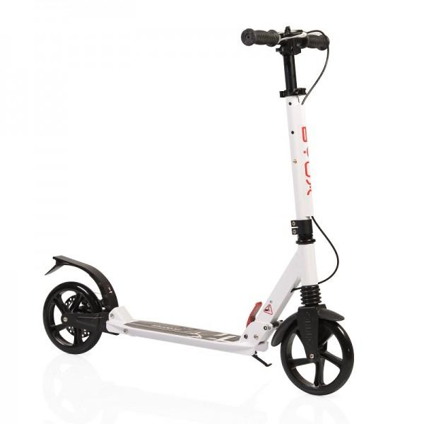 Byox Scooter Plexus White 3800146255411