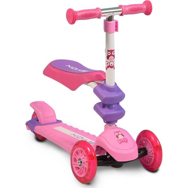 Scooter Byox Pop 2 in 1 Pink 3800146255787