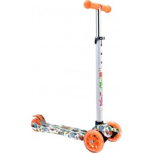 Byox Scooter Rapture Orange 3800146225681