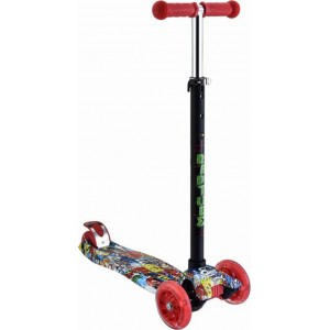 Byox Scooter Rapture red 3800146225230