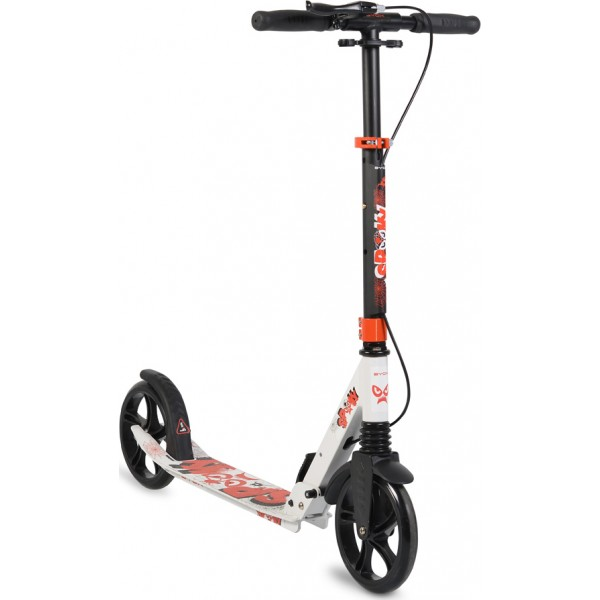 Byox Scooter Spooky White