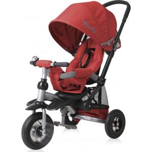 Τρίκυκλο ποδηλατάκι Lorelli Jet Air Wheels Red 10050360007