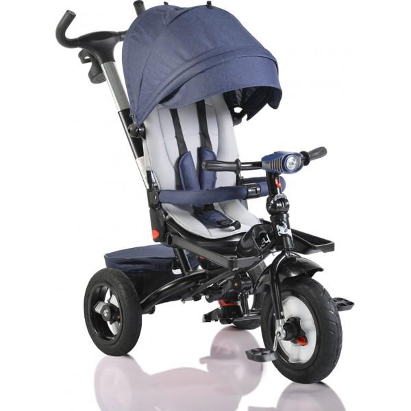 Τρίκυκλο ποδήλατο Byox Jockey Dark Blue 3800146242893